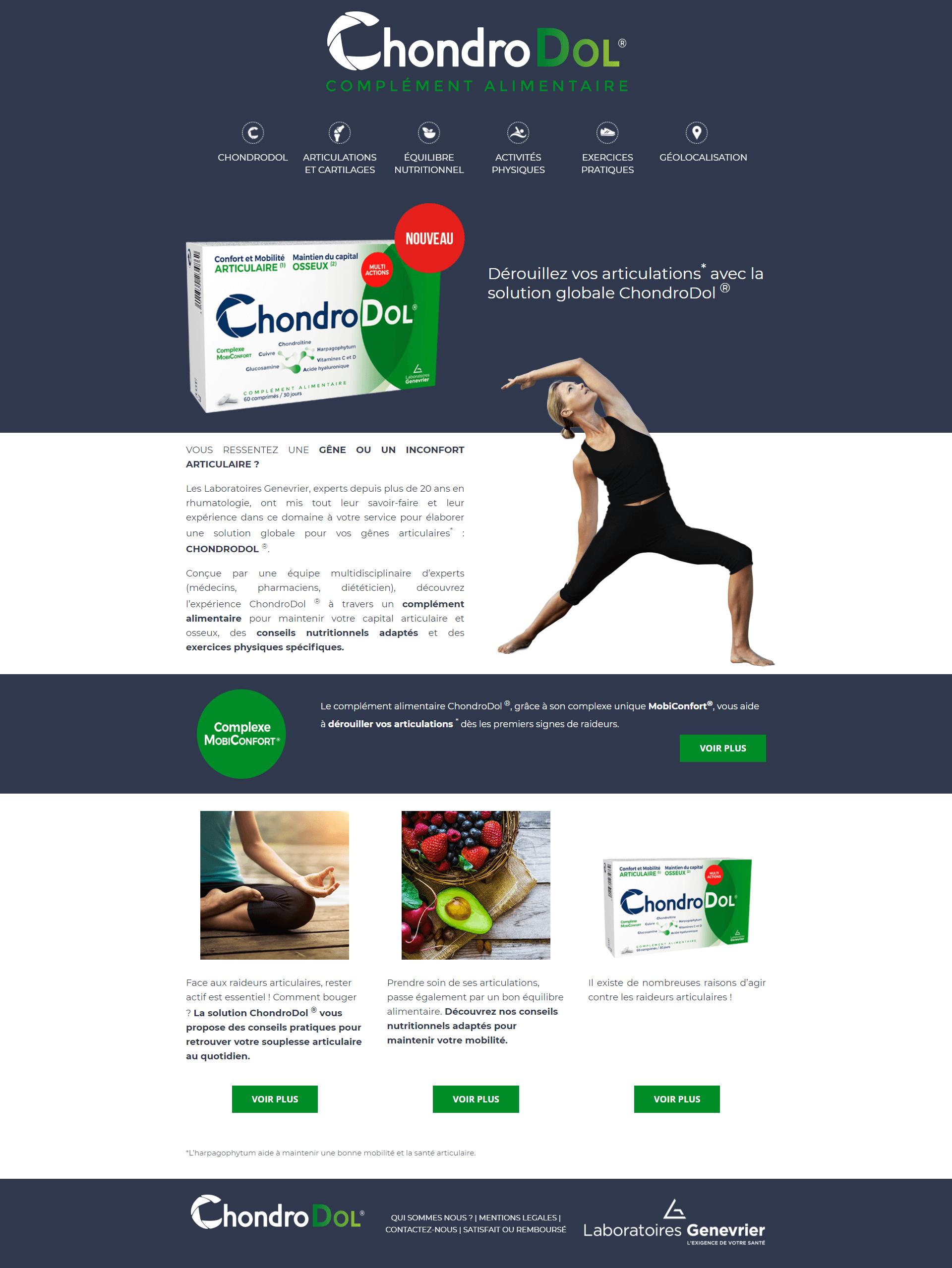 Chondrodol.fr