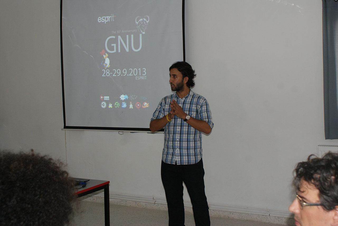 Formation Gnu Linux