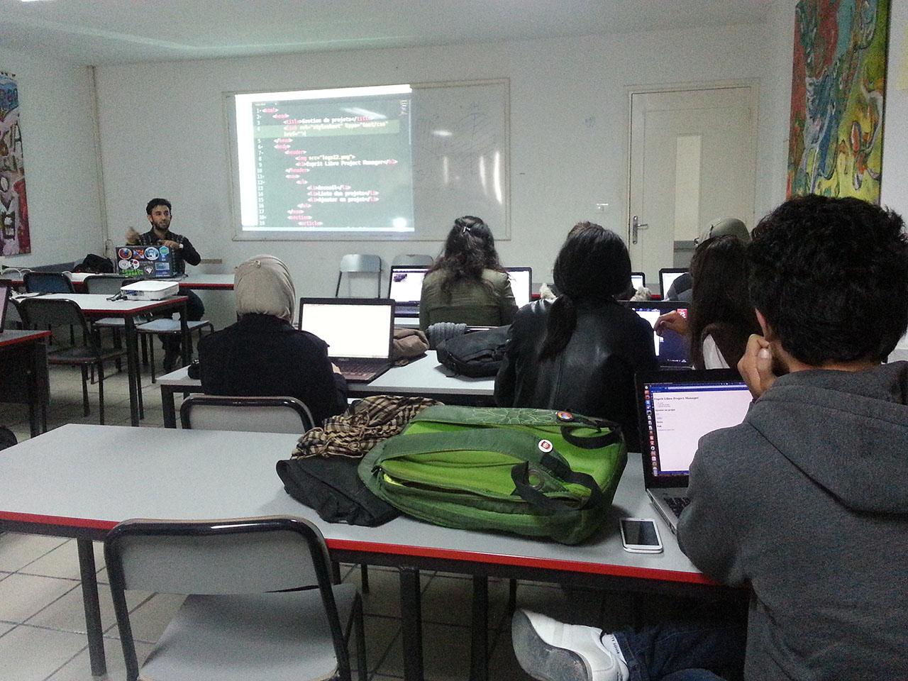 Formation en HTML5, CSS3 et Javascript